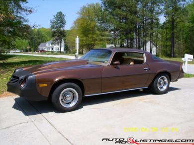 1979 Chevrolet Camaro Other