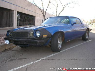 1976 Chevrolet Camaro Other
